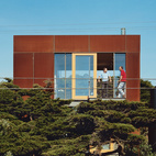 Facade Focus: Cor-Ten Steel