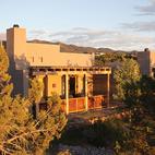 Modern Desert Retreat in New Mexico