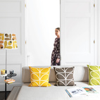 At Home with Textile Designer Orla Kiely