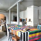 Modern Artist's Fortress Studio in Helsinki