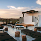 Seaside Art Hotel in Los Cabos: Hotel El Ganzo