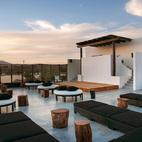 Seaside Art Hotel in Los Cabos: Hotel El Ganzo
