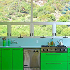 Tips and Tricks for Bringing Color Into the Kitchen