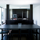 5 Striking Black Kitchens Around the World