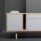 Modern Furniture by Glasgow Woodworker Derek Welsh