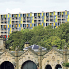 Historic Housing Complex Transformation in England