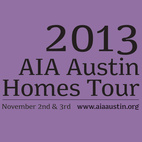 2013 AIA Austin Homes Tour