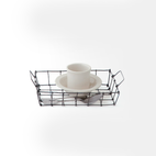 Fog Linen Desk Basket
