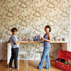 7 Creative Wallcoverings