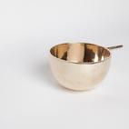 Protuberant Bronze Bowl