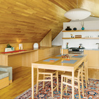 Salvaged Wood Renovation in Portland