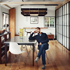 The Tiny Hollywood Home of Mad Men's Vincent Kartheiser