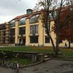 Touring the Weimar Bauhaus Campus
