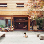7 Houses with Creative Courtyards