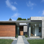 A Modern Energy-Efficient House in Los Altos