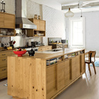 boerum hill townhouse kitchen 1