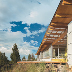 An Economical Modular Prefab in Oregon