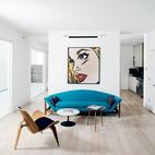 7 Minimalist Living Rooms