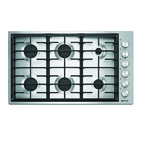 Six-burner Cooktop