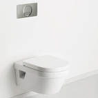 Omnia Wall-Hung Toilet