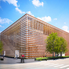 Preview: Shigeru Ban's First Permanent U.S. Museum