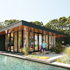 Jonathan Adler and Simon Doonan's Shelter Island Vacation Home