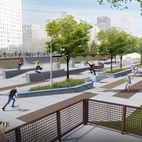 Chicago Crowdsources a Skate Park