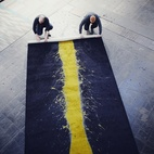 Art You Can Walk All Over: Carpet by Steffen Kehrle