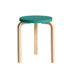 A Design Classic Reimagined: Artek Stool 60