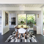 Eichler Remodel in Burlingame, California