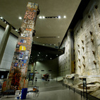 At Ground Zero Bedrock, the 9/11 Museum Prepares for Visitors