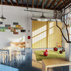 A Modern Preschool in San Francisco