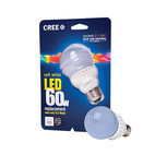 Efficient and Affordable Cree LED Bulb