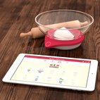 Drop Kitchen Scale and Baking Assistant