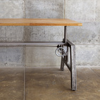 MASHstudios Height-Adjustable Work Table