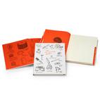 Playful Artist-Designed Notebooks