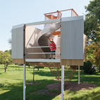 Structured Fun: Modern Playhouses We Love