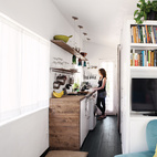 Tiny House Fits a Family in 196 Square Feet