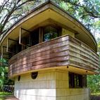 Frank Lloyd Wright's Endangered Spring House