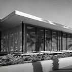 Iconic Midcentury Bank Repurposed in Palm Springs