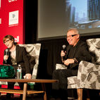Architect Daniel Libeskind on Optimism and Drawing at Dwell on Design NY