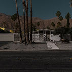 Midcentury Modern Homes of Palm Springs Under Moonlight
