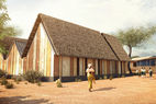 Modern Mud Homes: A New Take on Building in Ghana