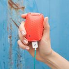Eco-Friendly Device Charges Your Phone and Shuts Off When It's Done