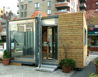 Inexpensive, Easy-Assembly Shipping Container Home