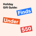 Holiday Gift Guide 2014: Under $50
