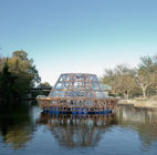 Incredible Floating Barge Makes it Possible to Grow Food on Any Body of Water
