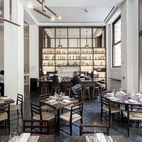 Date Night for Architects: New York's Newest Restaurant with Design Cred