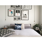 Photo of the Week: Modern Melbourne Bedroom