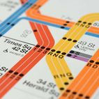 Your Chance to Own the Massimo Vignelli-Designed 2012 NYC Subway Diagram